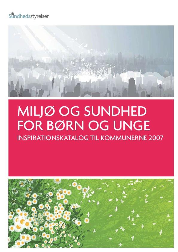 Miljø-og-sundhed-for-børn-og-unge-2007